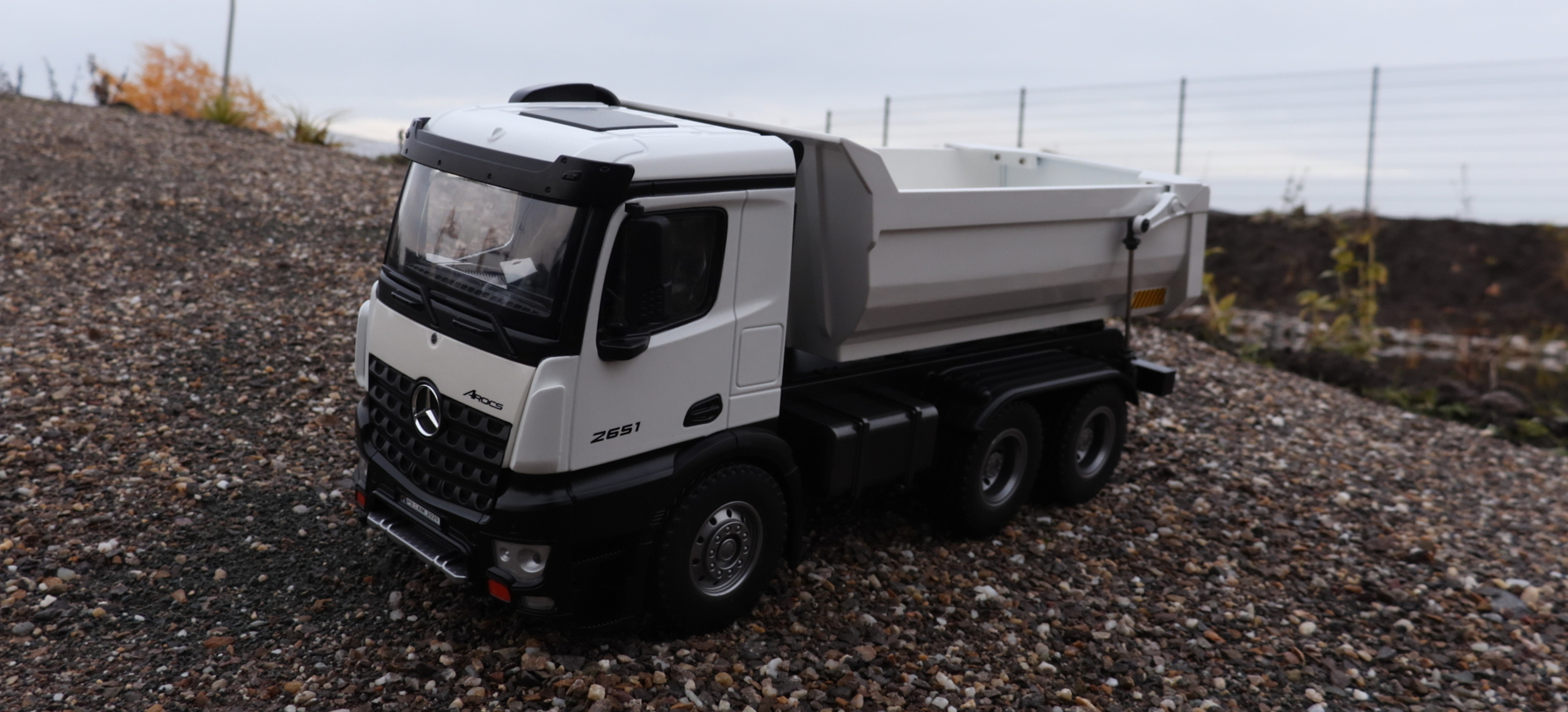 Mercedes-Benz Arocs LKW Kipper - 22413