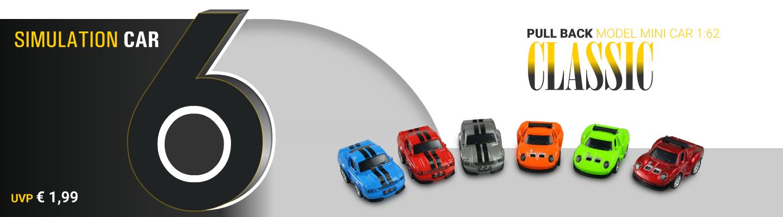 Die Cast Classis Cars